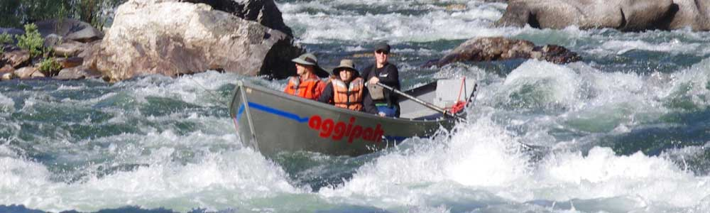 Whitewater Adventures on the Middlefork of the Salmon River