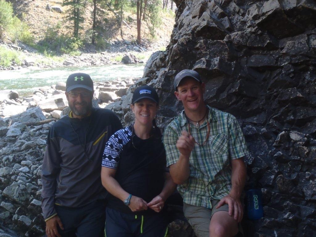 About us, Salmon River boatmen