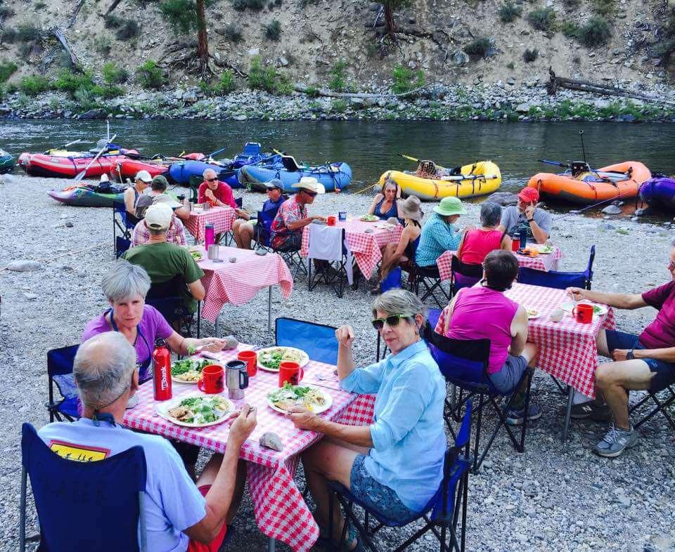 Salmon Idaho lodging