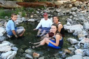 Salmon River family fun