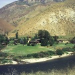 Enjoy your stay at one of the Lodges at Flying B Ranch