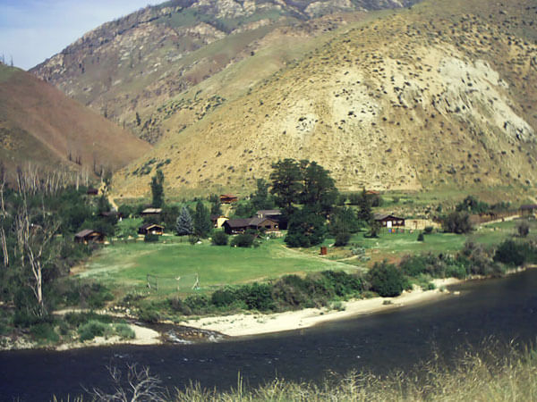 Ideal Salmon River lodge trips on Idaho's River of No Return allow you  WH51