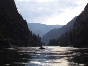 Find Serenity while you explore the river of no return