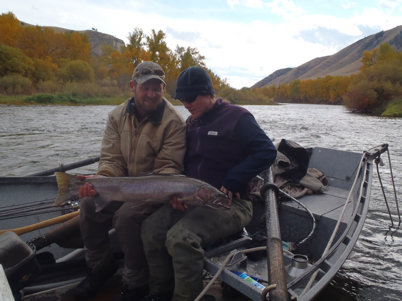 best time to steelhead fish