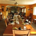 Dining room Mackay Bar