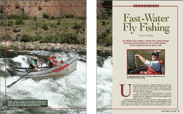 Boat US Magazine Article Features Aggipah as Exceptional Guides