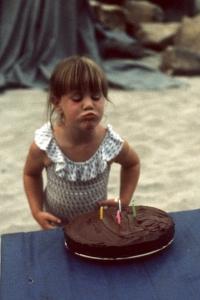 dutch oven birthday cake
