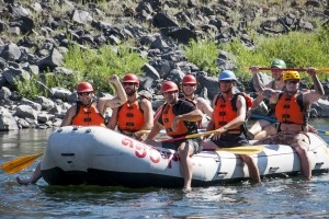 Freedom Alliance and Aggipah River Trips