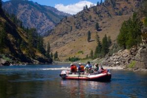 The Outfitters Salmon River