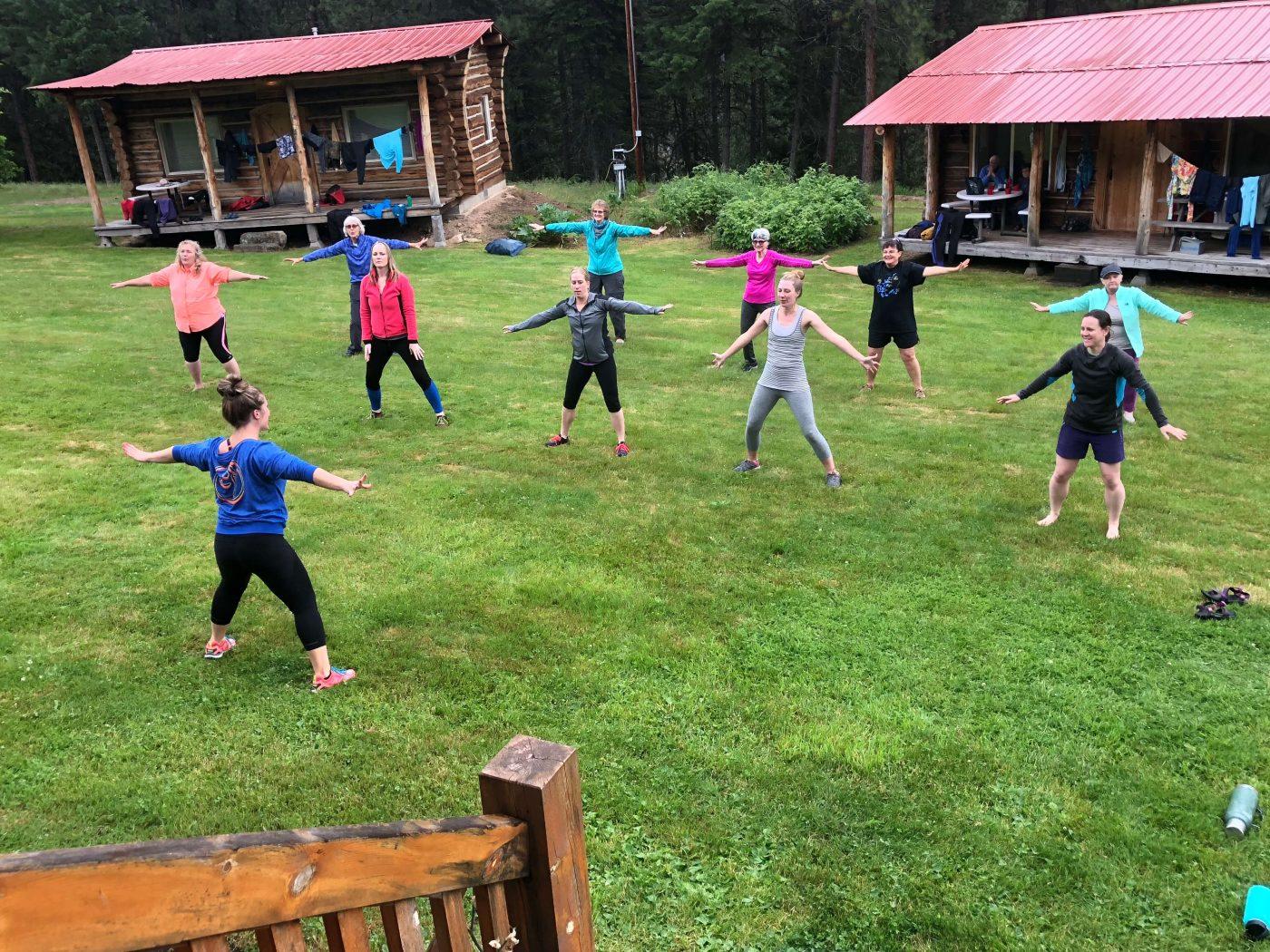 women's lodge retreat