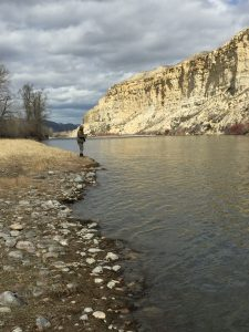 Steelhead Fishing on Salmon River